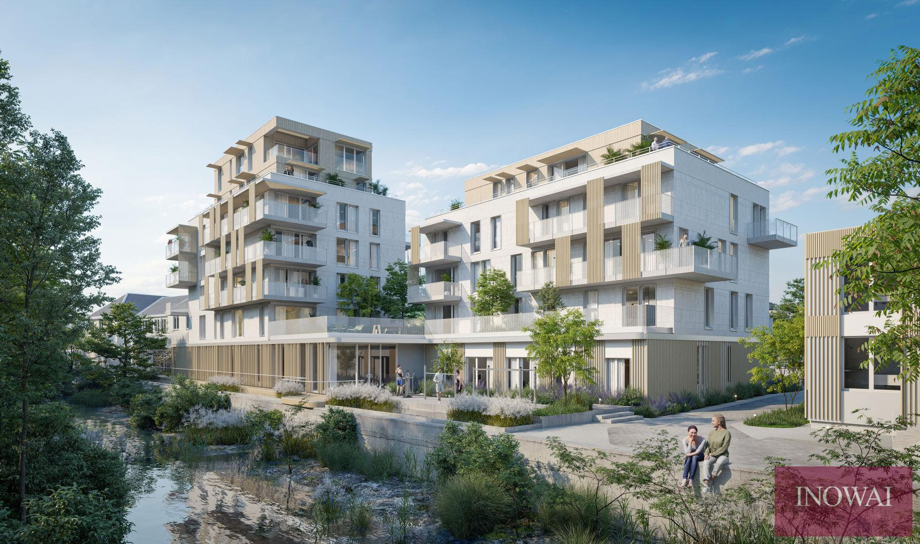Appartement 9 chambres - projet RIVER PLACE